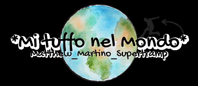 * MI TUFFO NEL MONDO * Matthew_Martino_Supertramp
